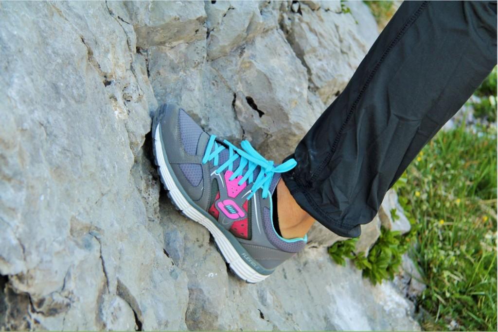 sneakers skechers randonnée