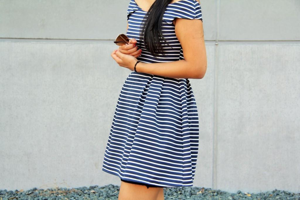 robe marinière wal-g